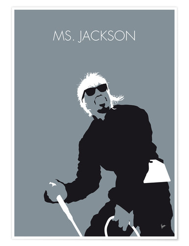 Premium-Poster OutKast - Ms. Jackson