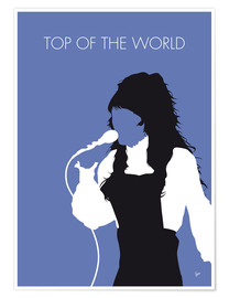 Premium-Poster Carpenters - Top Of The World