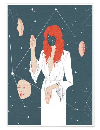 Premium-Poster Florence and the Machine