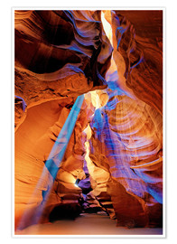 Michael Rucker - Upper Antelope Canyon Beam
