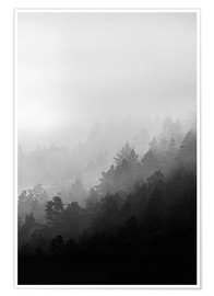 Premium-Poster  Misty Mornings - Mareike Böhmer Photography