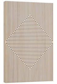 Holzbild  ILLUSION - THE USUAL DESIGNERS