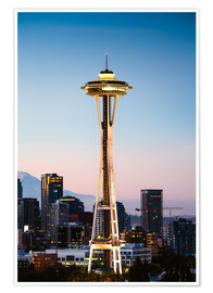Matteo Colombo - Die Space Needle, Seattle, USA