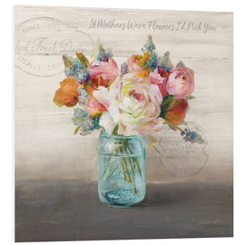 Forex  French Cottage Bouquet II - Danhui Nai