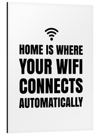 Creative Angel - Home is, where your wifi connects automatically