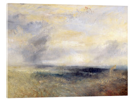 Acrylglasbild  Margate vom Meer - Joseph Mallord William Turner