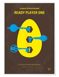 Premium-Poster Ready Player One