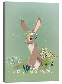 Kidz Collection - Hase mit Wildblumen