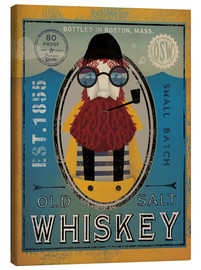 Leinwandbild  Seemann IV Old Salt Whiskey - Ryan Fowler