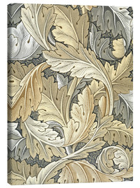 Leinwandbild  Akanthus - William Morris