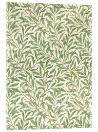 Acrylglasbild  Weide - William Morris