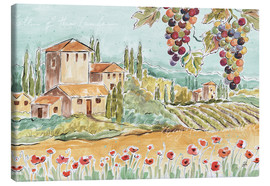 Daphne Brissonnet - Tuscan Breeze I