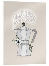 Barlena - Make Coffee Not War