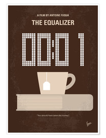 Premium-Poster  The Equalizer - chungkong